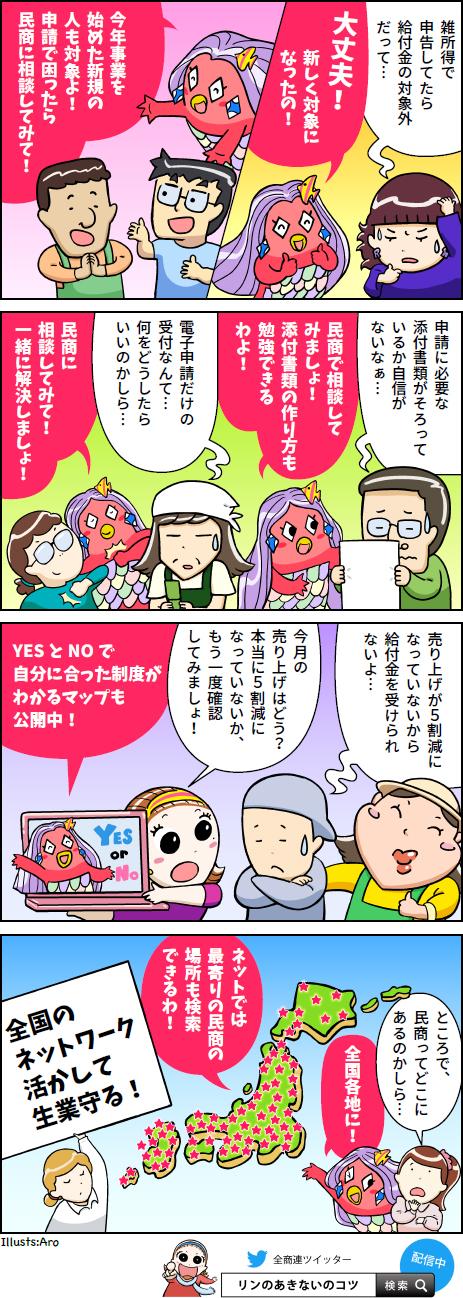 第58回「給付金相談は…!」