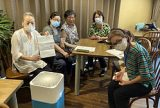 空気清浄機購入し対策 京都府の感染防止補助金を活用