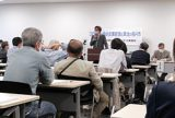 経営と暮らし守ろう 「京都経済再生シンポ」開く 総選挙で政権交代を