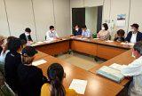 入院中の納税者から全額 給付金を差し押さえ 滋賀県連・湖東民商 抗議し中止求める