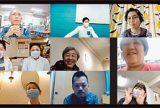 感染対策学び励まし合い 「コロナ禍を生き抜こう」 愛知県連 飲食店ウェブ交流会