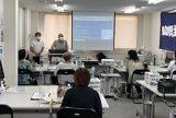 感染防止認証ゴールドステッカー取得へ 大阪・東淀川民商 説明会で励まし合い 70人が無事に申請
